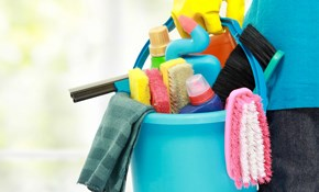 $50 for One Hour of Housecleaning (2 Person...