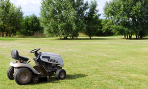 $159.95 for a Riding Lawnmower Tune-Up
