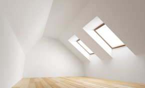 $1,550 for a Skylight Replacement and Upgrade