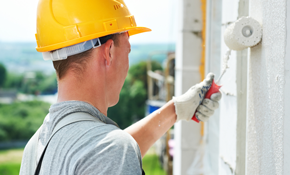 $599 for 2 Exterior Painters for 4 Hours