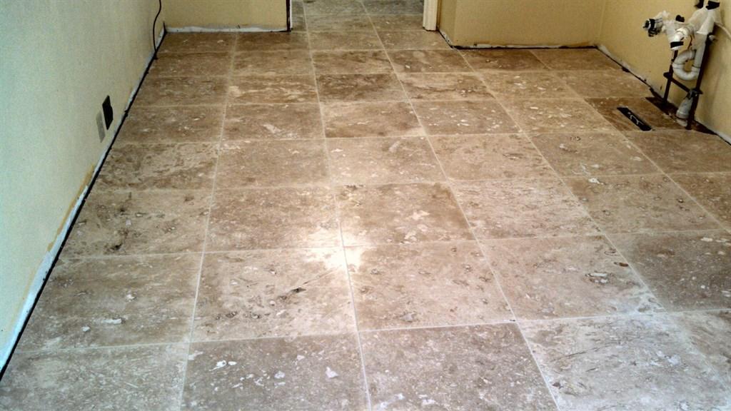Ceramic Floor Tile Installing Ceramic Floor Tile Underlayment