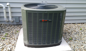 $3,895 New Rheem Furnace/Central A/C Package...