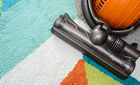 $129 for Carpet Cleaning, Deodorizing, and...