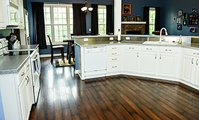 $1,299 For 25 Repainted Kitchen Cabinets...