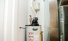 $775 for 40-Gallon Gas Water Heater Installed