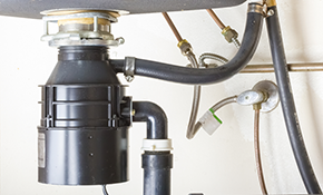 $185 for Garbage Disposal Installation