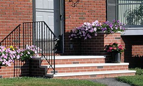 $2,499 for 3 Masonry Steps (Demolition Included)