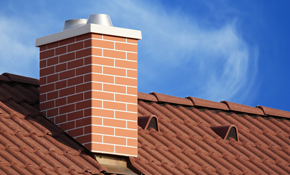 $50 for $100 Credit Toward Chimney Repair
