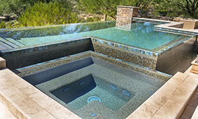 $265 for Pool and Spa Combo Leak Detection...