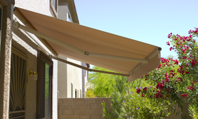 $100 for $200 Toward a Motorized Awning