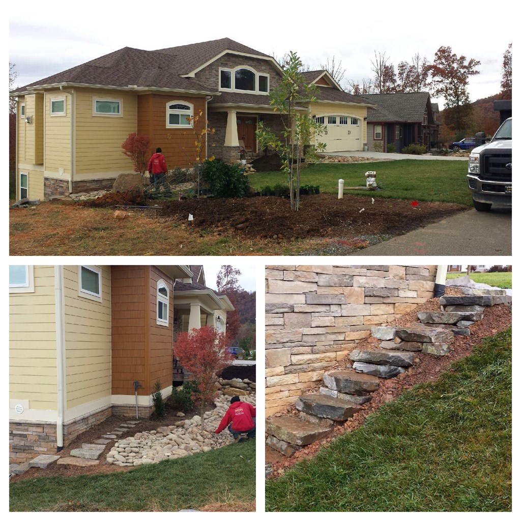 Lawn N Order Landscaping Weaverville Nc 28787 Angies List