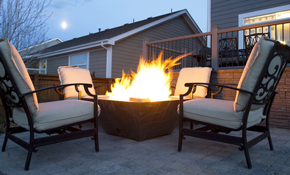 $99 Outdoor Living Space Evaluation with...