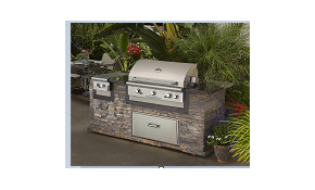 $6,500 to install a Outdoor BBQ Island