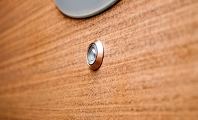 $25 for $40 Credit Toward a Peep Hole Installation
