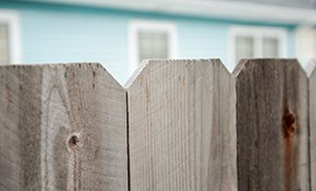 $2,250 for 100 Feet of Wood Privacy Fencing