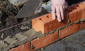 $499 for 8 Labor Hours of Masonry Repair