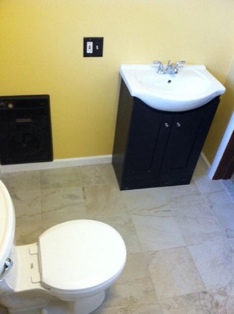 Bathroom- Before
