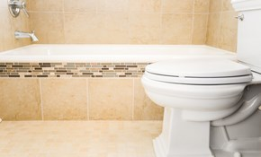$1,800 for $2,000 Worth of Ceramic Tile Installation