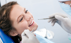 $153 for Dental Check-up for Ages 8-10 and...