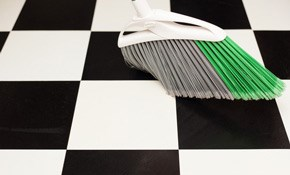 $128 for 4 Hours of Housecleaning with 2...
