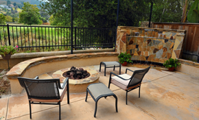 $999 for Circle Paver Stone Fire Pit Delivered...