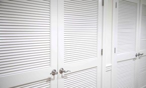 $100 for $200 Credit Toward Closet Doors