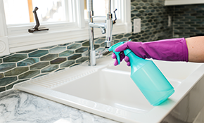 $149 for 8 Labor Hours of Professional Housecleaning