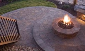 $12,000 for Paver Stone Patio and Seating...