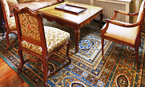 $243 for 1 Oriental Rug Cleaning for a 9'...