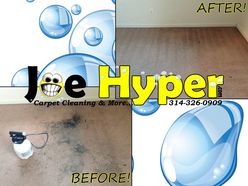 Joe Hyper Carpet Cleaning Amp More Saint Louis Mo 63021