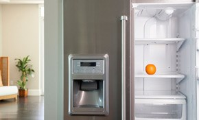 $862 for Amana Bottom Freezer Refrigerator
