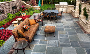 $3,900 for Paver Stone Patio or Walkway Delivered...