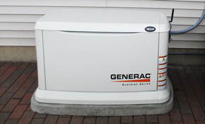 $4,500 Installation of a Home Generator