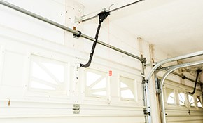 $99 for Garage Door Tune-Up and Roller Replacement