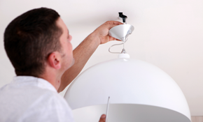 $99 for Installation of 2 Light Fixtures