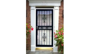 $699 for an Exterior Security Door with Installation