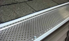 $299 for 50 Feet of Protective Gutter Guards...