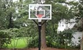 $1,530 All Play XL Basketball Hoop