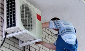 $99 for a Window A/C Unit Installation
