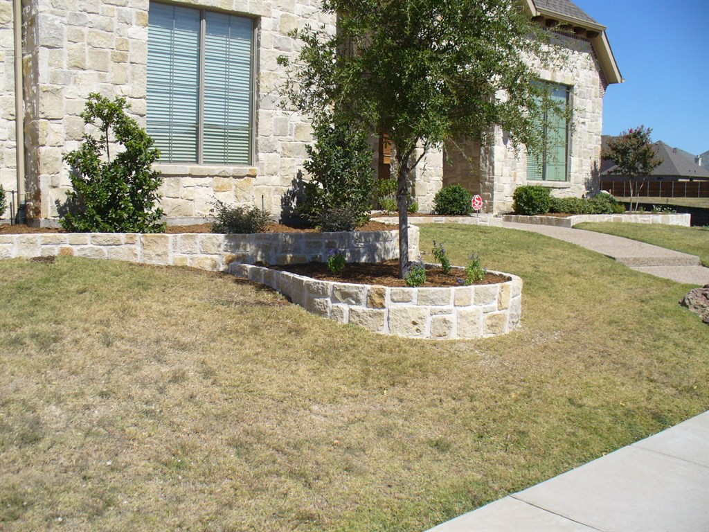 Empire landscaping plano tx 75023 angies list for Landscaping rocks midland tx
