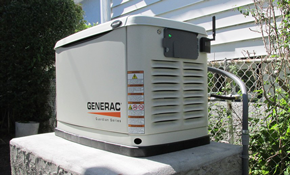 $349 for Annual Generator Maintenance Agreement