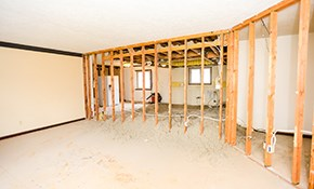 $6,840 for Basement Finishing--Includes Labor...