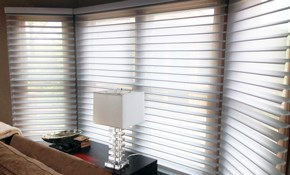 $250 for $500 Worth of Custom Shades, Blinds,...