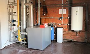 $92 for a Boiler Cleaning and Inspection