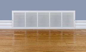 $99 for Air-Conditioner Coil Cleaning and...