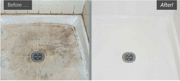 Hard To Clean and Stained Tubs