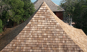 $1024 for Value Designer Shingles Upgrade...