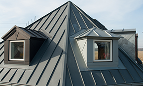 $4,399 for a Complete New Metal Roof