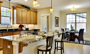 $250 for a Complete Kitchen Makeover Consultation...