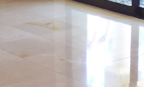 $325 for Marble Floor Cleaning, Polishing...